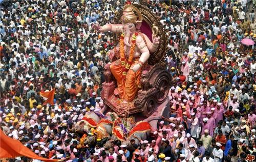 Anant Chaturthi Celebration