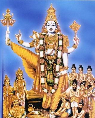 Lord Trivikrama