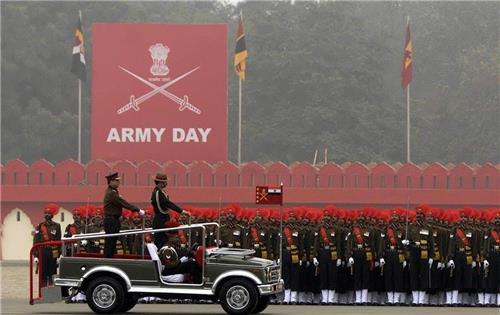 Indian Army Day 2017