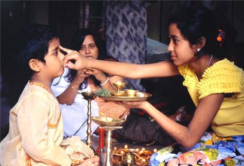 Bhai Dooj Rituals
