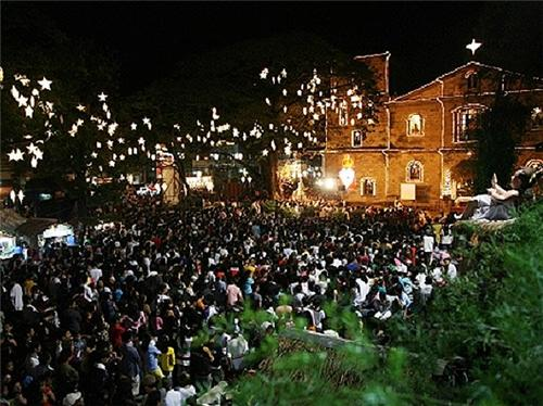 Cristmas Midnight Mass Philippines
