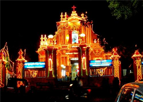 Immaculate Conception Church Pondicherry