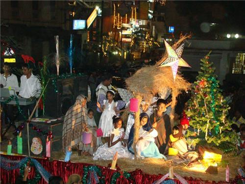 Christmas Celebrations in Kerala