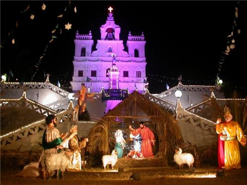 Christmas Celebrations in Goa