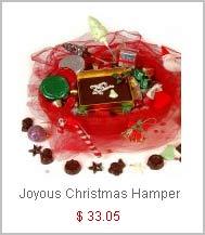 Joyous Cristmas Hamper