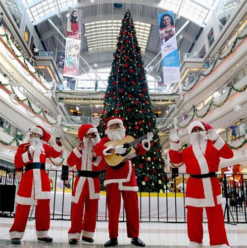 Christmas Celebrations in Mumbai