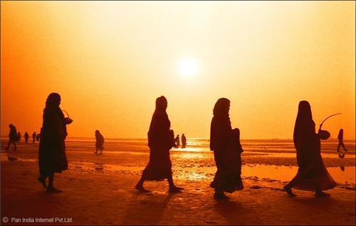 गंगा सागर स्नान