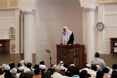 Khutbah in United Kingdom