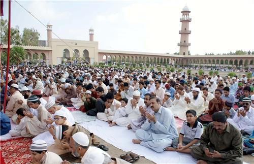 Eid ul-Fitr Idgah