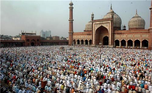 Eid ul-Fitr Namaaz