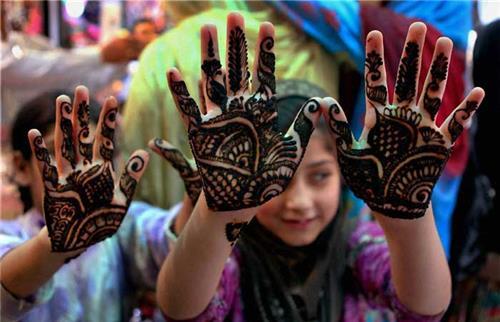 Eid al-Fitr Celebrations in India