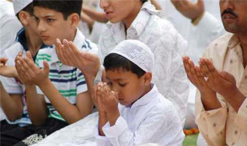 Eid ul Fitr Prayers