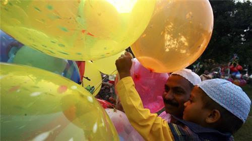 Eid al-Fitr Celebrations in Saudi Arabia