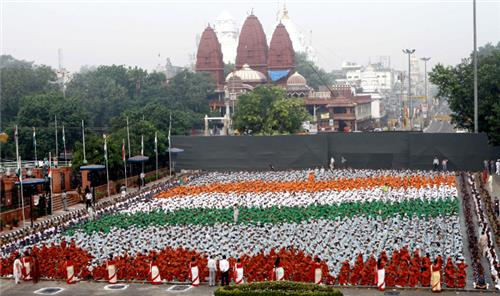 Independence Day Celebrations At Red Fort