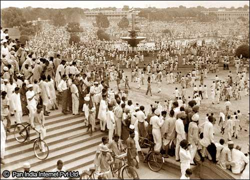 Struggle for Independence in India