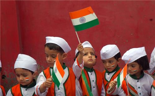 Independence Day in Schools