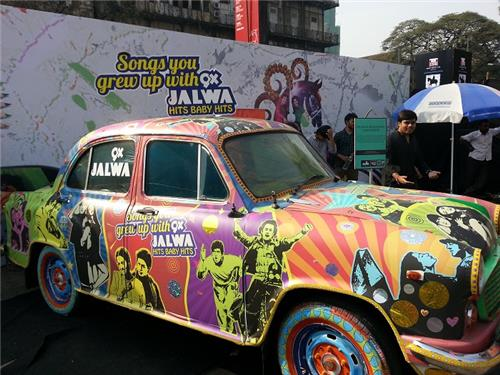 Arts Festival Kala Ghoda
