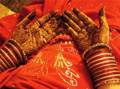 Associated Beliefs with Mehndi