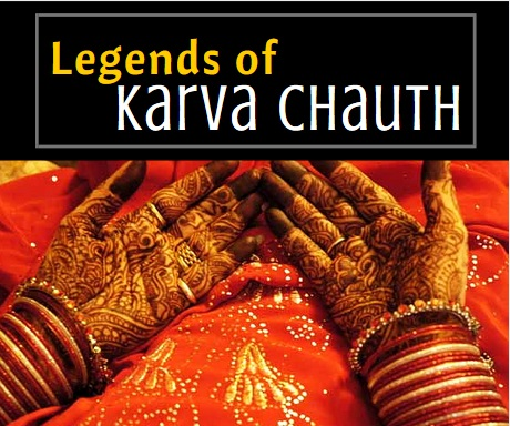 Legends of Karva Chauth