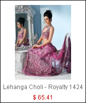 Lehenga Choli for Karva Chauth