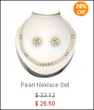 Pearl Neclace for Karva Chauth