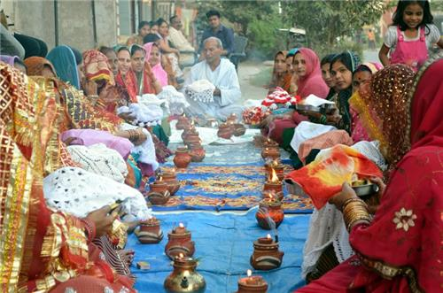 Karva Chauth Pooja Vidhi