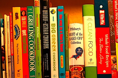 Cookbooks for Mothers