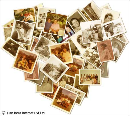 How to Make Family Collage