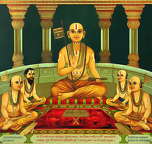 Happy Shri Ramanuja Acharya Jayanti Images for Free Download