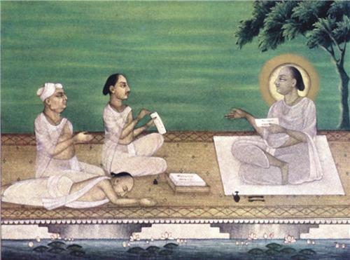 Vallabh Acharya Jayanti
