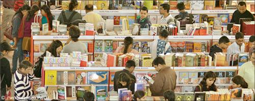 New Delhi World Book Fair