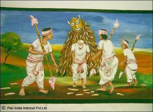 Bhogai Bihu Celebration