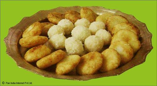 Bhogali Bihu Sweets