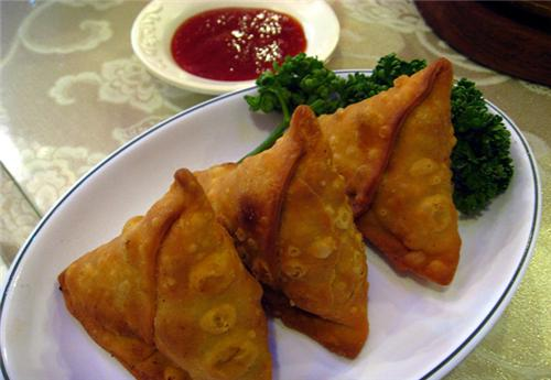 Samosas for Diwali
