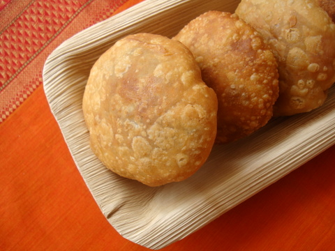 Kachori for Diwali
