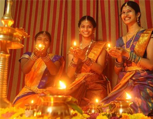 Diwali in Tamil Nadu