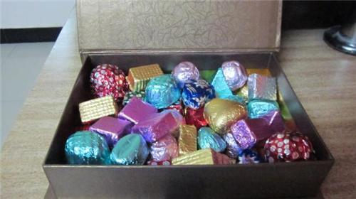 Handmade Chocolate Gift Hampers for Diwali