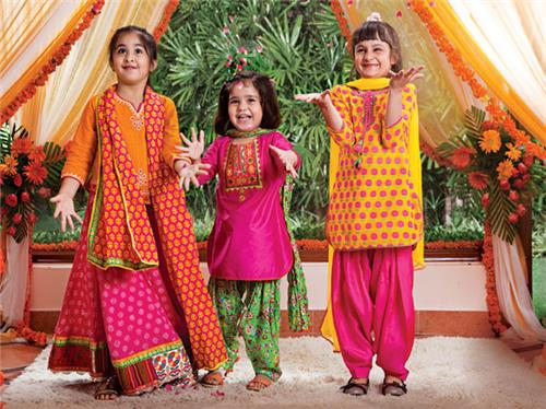 New Clothes Diwali