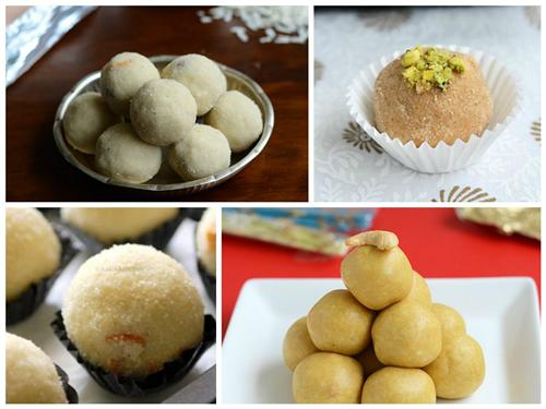 Ladoos for Diwali