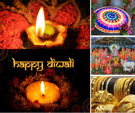 Five Days of Diwali