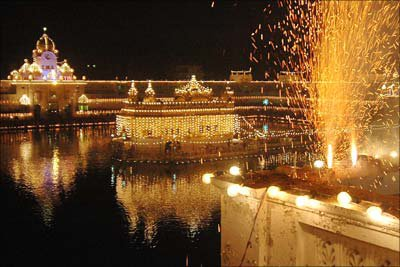 Amritsar Diwali Destination