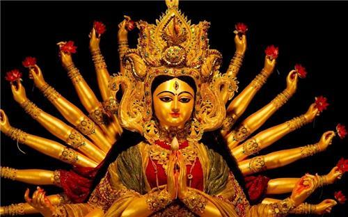 Goddess Durga Puja