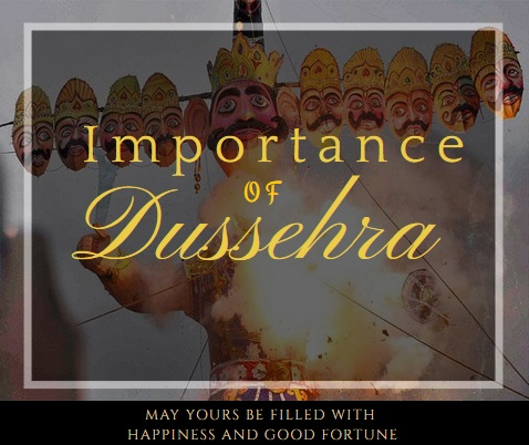 Importance of Dussehra