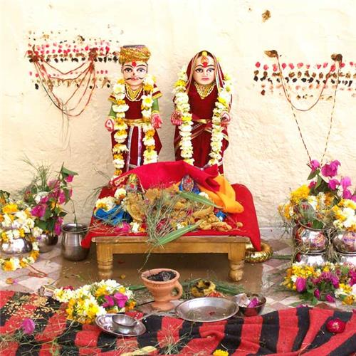 Gangaur Rituals and Celebrations