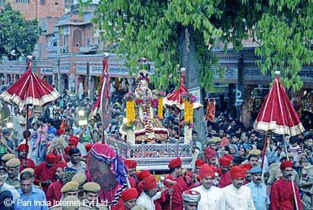 Rituals of Gangaur Festival