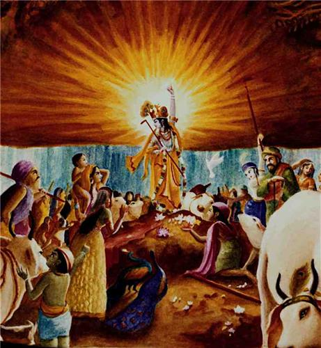 what is govardhan