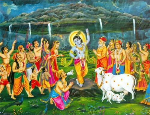 Rituals and Customs of Govardhan Puja
