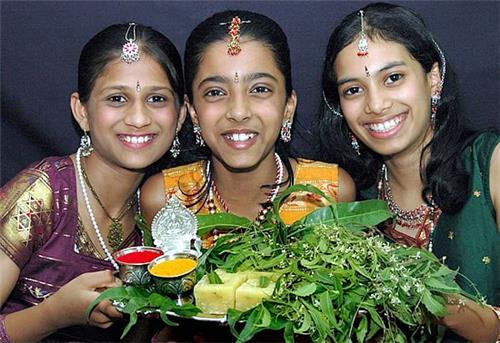 Ugadi in Andhra Pradesh