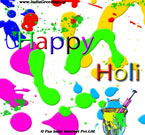 Happy Holi Greetings 2