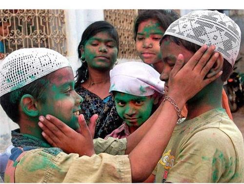 Holi Celebrations in Pakistan